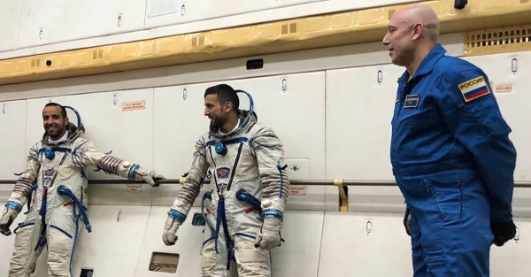 You can now ask the first UAE astronauts your questions