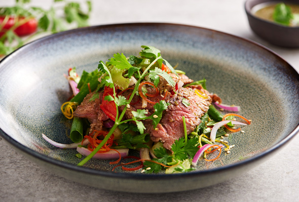 Thai Beef Salad 8 awesome things to do in Dubai this week - Dubai