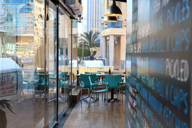 B is for Bobs Fish & Chips: Things to do in Dubai - an alternative A-Z