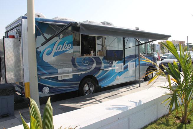 Food trucks in Dubai - Jake's Food Truck