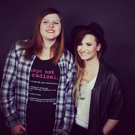 When shannon met demi demi lovato at g a y and koko whats on london shannon meets demi at koko london m4hsunfo