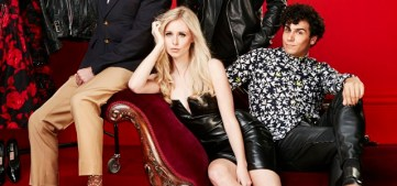 Diana Vickers and Liam Tamne