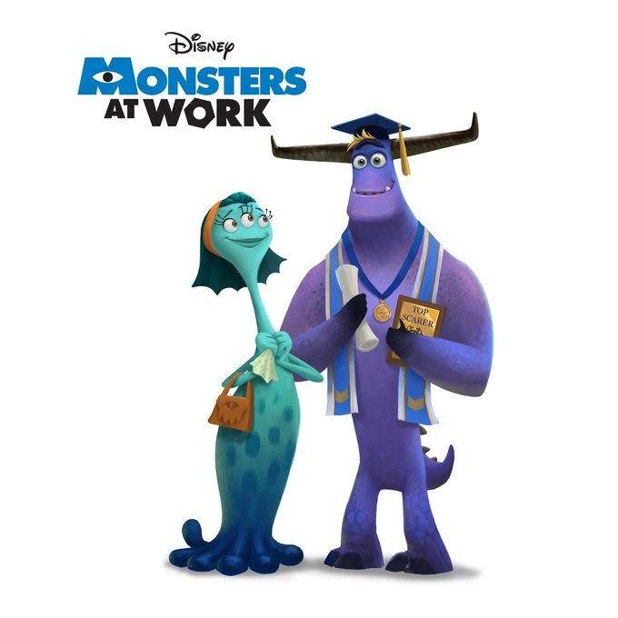 Image result for monsters at work