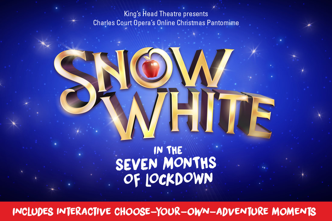 Online Pantomime Christmas 2020: Snow White in the Seven Months of Lockdown