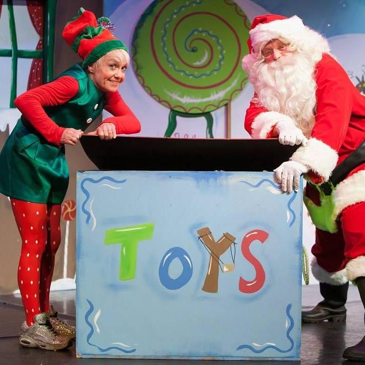 Online Pantomime Christmas 2020: Santa's Christmas Countdown Panto