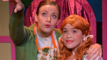 Freckleface Strawberry The Musical