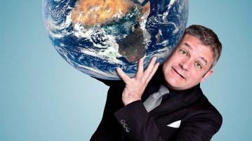 Alan Committie Planet Mirth