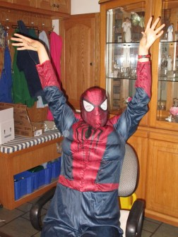 """""""Shoot out my web!"""""""