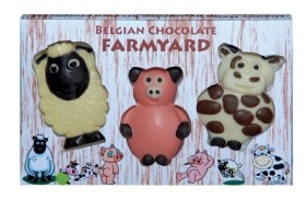 842 Trio of Farm Animals