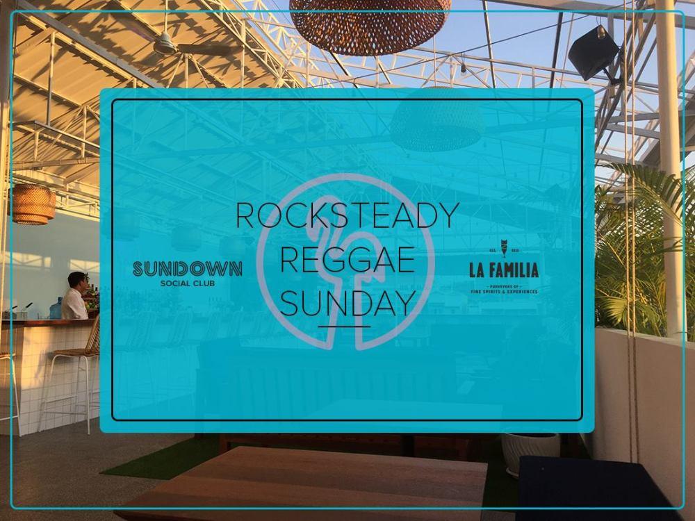 Rocksteady Reggae Sunday