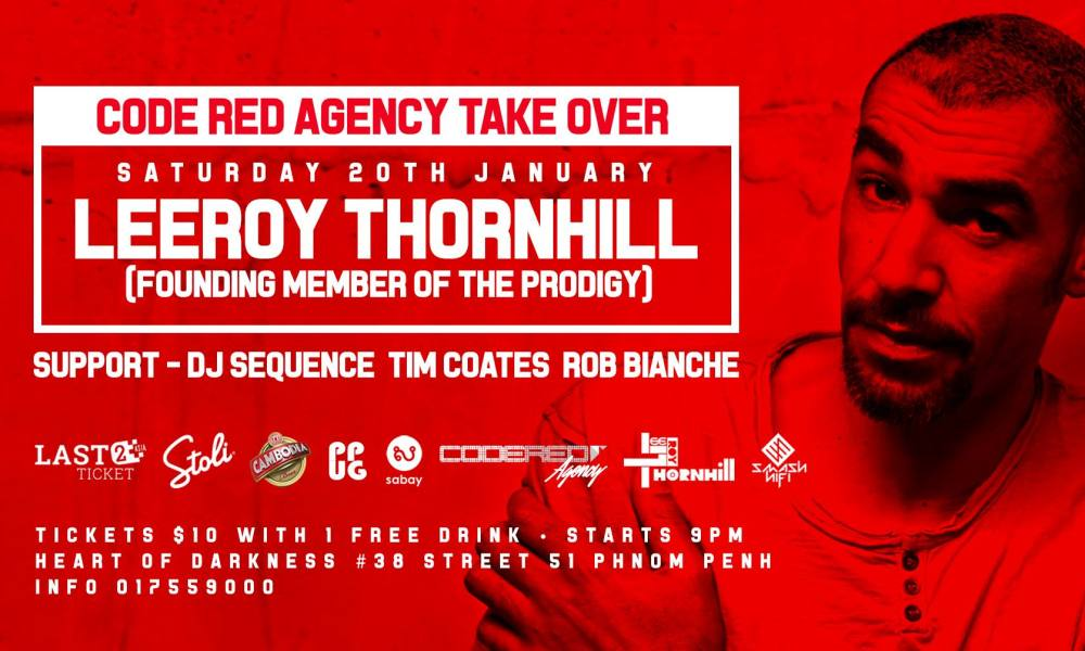 CRA Take Over Feat  Leeroy Thornhill