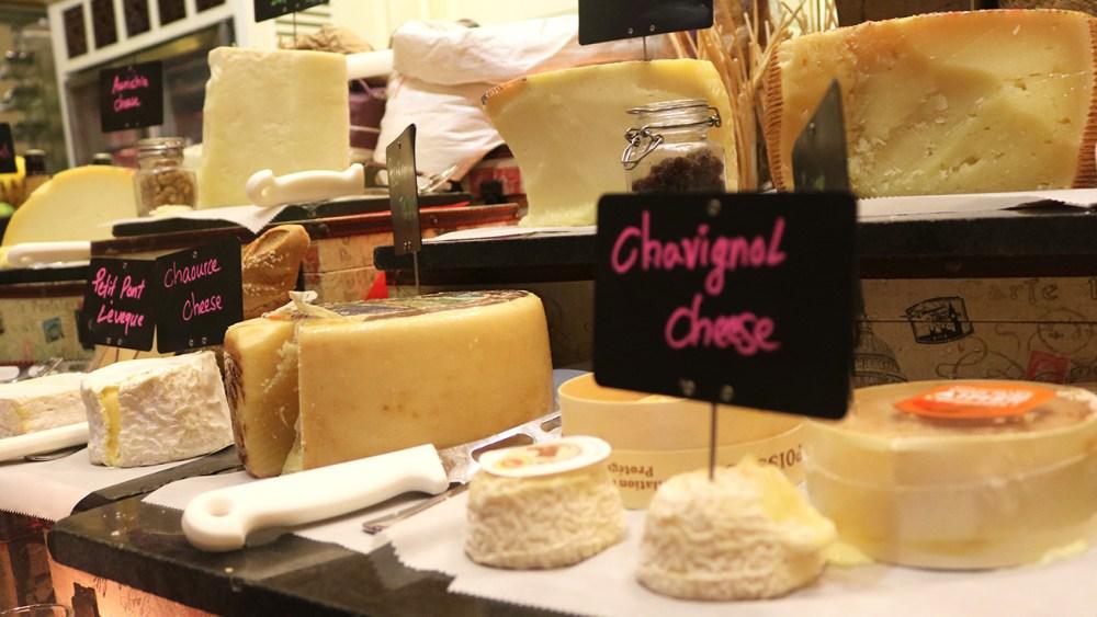 Sofitel cheese 2