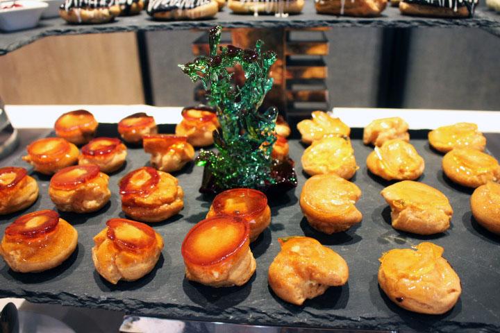 Marriott the Mekong buffet souffles