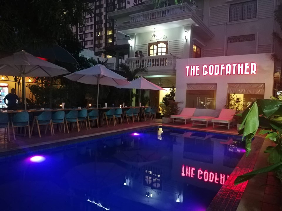 Godfather BKK1 Pool