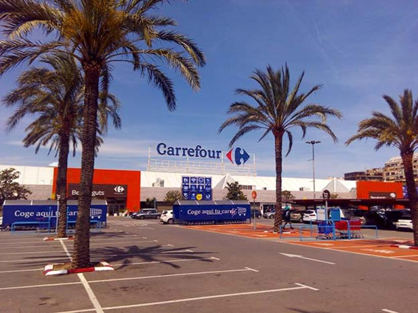 Carrefour-Valencia-Spain