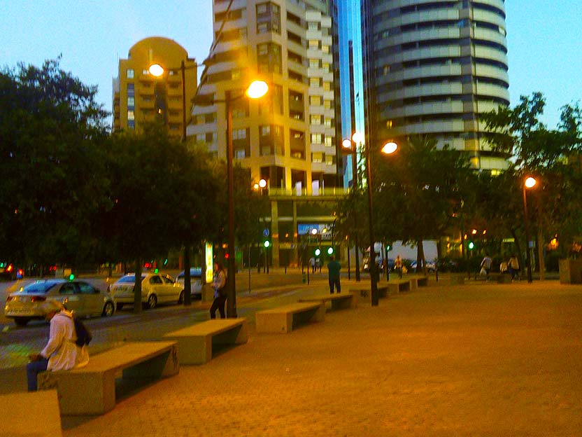 Valenciua City Spain Night