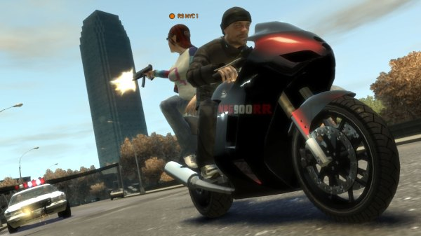Grand Theft Auto 4   What Spike Likes