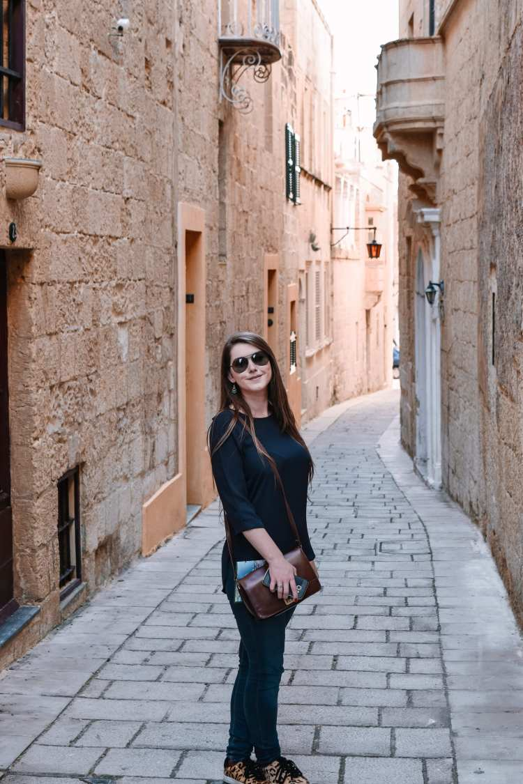 Postcards From The Silent City of Mdina, Malta