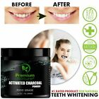Whitening Powder Organic Activated Charcoal Bamboo Natural Teeth Whitener