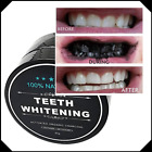 100 ORGANIC ACTIVATED CHARCOAL COCONUT TEETH WHITENING POWDER NATURAL CARBON