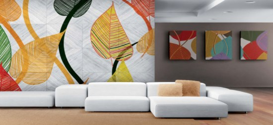 Use Walls As Canvas Art