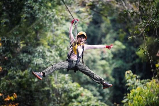 Whittlesea Zipline Tourism