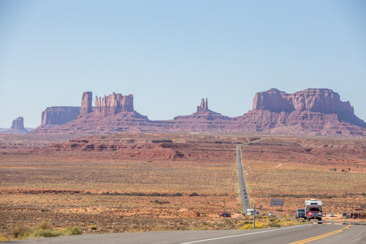 Monument Valley Southwest Utah