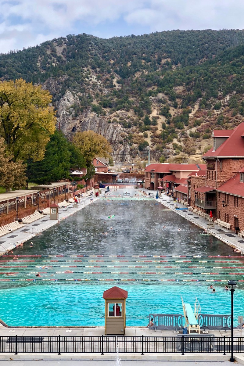 Glenwood Springs – Colorado – What Stirs Your Soul