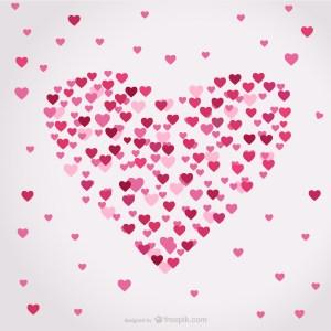 heart 5 size