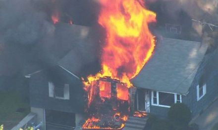 1 killed after gas explosions spark nearly 40 structure fires in towns north of Boston