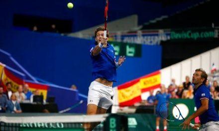 Defending champion France advances to Davis Cup final