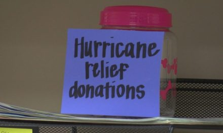 Augusta Animal Emergency collecting items for displaced animals