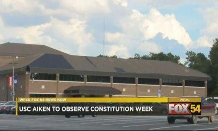 USC Aiken declares Constitution Week