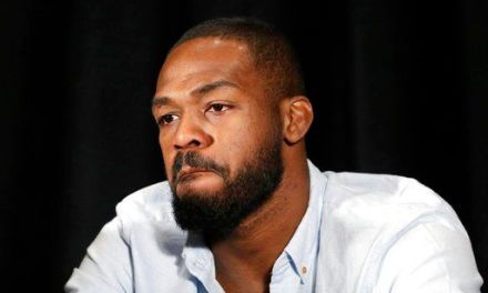UFC's Jones suspended 15 months by USADA; can return in fall