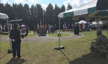 National POW/MIA Recognition Day: Local vets share their stories at Fort Gordon ceremony
