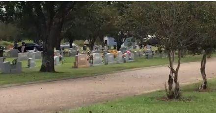 Cemetery employee identified, died of multiple gunshot wounds