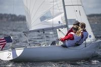 Augusta Sailing Club crew 5th in regatta