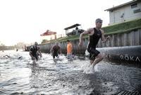Swim, cycle, run to see Ironman 70.3