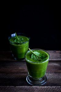 Go Green to Combat Obesity
