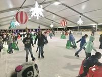Doctors Hospital Pediatric Care hosts free skate night in Evans