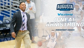 O'Neal Armstrong Accepts Assistant Men's Basketball Position
