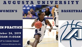 Women's Basketball to Hold Open Practice