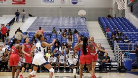 Augusta Completes Regular Season Sweep of Francis Marion
