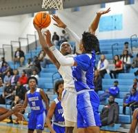 Glenn Hills defeats Woodville Tompkins in first round of state basketball tournament
