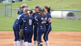 Softball Drops Two to North Greenville