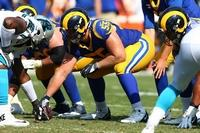 Los Angeles Rams' Brian Allen is first active NFL player to test positive for COVID-19