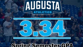 Augusta Athletic Programs Post Record Setting Spring Semester GPA