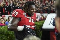 Former Georgia lineman Isaiah Wilson goes on NFL's Reserve/COVID-19 list