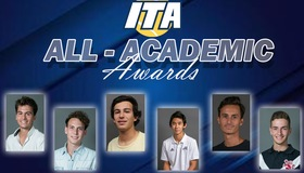 Men's Tennis Named ITA All-Academic Team, Six Honored As Scholar Athletes