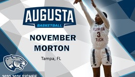 November Morton Set to Join Jaguars for the 2020-21 Season